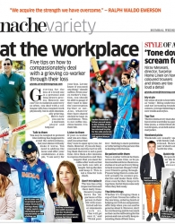 17th June, 2015 Economic Times - Panache Pg. 02
