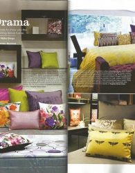 July, 2015 Ideal Home & Garden Pg. 86 - 87