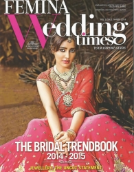 November, 2014 Times of India - Wedding Times Cover.jpg